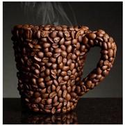 Кофе в зернах французской обжарки в Украине, купить фото