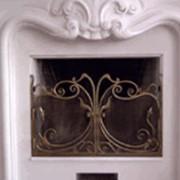 Решетки каминные кованые Киев фото