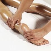 Массаж ног классический фото