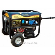 Бензиновый генератор FORTE FG6500EA, арт.126 фото