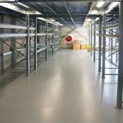 Стеллажи для торговых компаний проект: МТЮ Детройт Дизель, Нидерланды фото