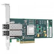 571521-001 Контроллер HP HP StorageWorks 82B PCI-e Fibre Channel Dual Port Host Bus Adapter фото