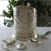 Услуги по серебрению фото