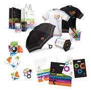 Печать логотипа на пакетах, футболках, кепках, ручках фото
