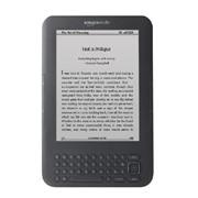 Электронная книга Amazon Kindle 3 Wi-Fi + 3G Graphite фото