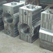 Коробка гидравлическая насоса УНБТ-950 А фото