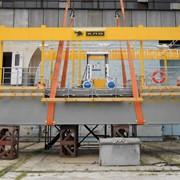 Бункеровщик МА-02, плавучая заправочная станция, заправка. фото