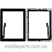 Сенсор Touch Screen Ipad3/Ipad4 Complete Black HIGH Copy фото