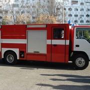 Пожарная машина ISUZU NQR 71PL фото