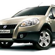 Автомобиль Fiat Sedici фото