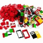 LEGO Окна, двери и черепица для крыши. LEGO арт. RN9748 фото