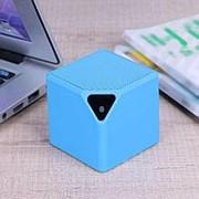 Колонка NGY кубик блютуз x 3 фото