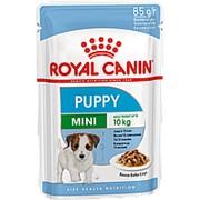 Royal Canin 85г пауч Mini Puppy Влажный корм для щенков мелких пород с 2 до 10 месяцев фото