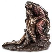 """Скульптура """"Пьета""""/ Библейские сюжеты 21х21х11см. арт.WS-413 Veronese фото"""