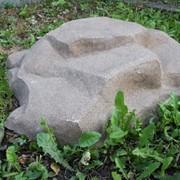 Искусственный камень на люк фото