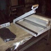 Оборудование прачечное, Машины упаковки в пленку фото