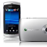 Мобильный телефон Sony Ericsson U5i VivazSilver фото