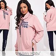 Спортивный костюм женский ТЖ/-023 - Розовый фото