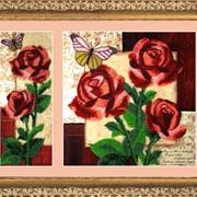 Наборы для вышивания бисером Розы фото