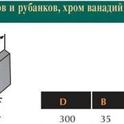Ножи для фуганков и рубанков, хром ванадий HRC=58-60 фото
