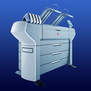 Широкоформатный цветной принтер, Oce colorwave 600 фото