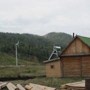 Гибридная , ветро солнечная электростанция 5KW фото