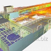 Лазерное сканирование в судоремонте фото