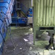 Линия сортировальная для сортировки, измельчения и пакетирования отходов. Бывшая в употреблении. фото