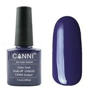 Canni, Гель-лак №030 (сине-фиолетовый затемненный, эмаль) 7.3мл ххх фото