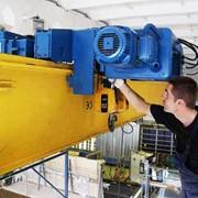 Сервисное обслуживание грузоподъемных строительных машин фото