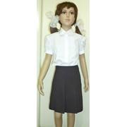 Школьная юбка для девочки фото