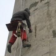 Промышленный альпинизм, Украина фото