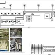 Линия конвейерной сборки статоров фото