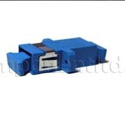 Оптический адаптер (розетка) SC/UPC SM simplex фото