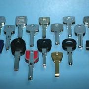 Изготовление квартирного ключа вертикальный (луночного) отечественная и импортная программа фото