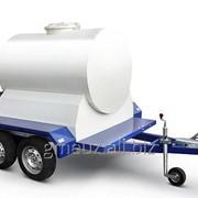 Автоприцеп для перевозки питьевой воды (АЦПВ - 500 ) фото