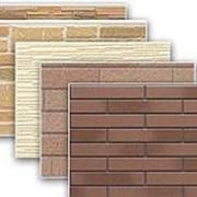 """Фасадная панель Альта-Профиль """"Фасадная плитка"""", 1162х446мм, шт. фото"""