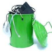 Утилизация офисной техники, Утилизация отходов