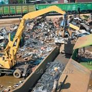 Приёмка и вывоз металлолома в Можайске. Демонтаж металлоконструкций. фото