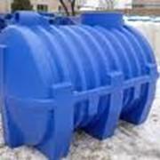 Емкости, бочки для воды AQUATECH фото
