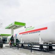 Емкости газовые (по типу СУГ) фото