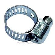 Хомуты метал Orient 19-26 мм Артикул 73.92 фото