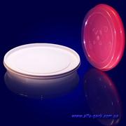 Пластиковые банки-шайбы (круглые пластиковые контейнеры) фото