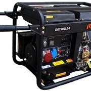 Дизельная электростанция-ITC Power DG7500LE-3 фото