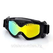 Очки для катания на лыжах со встроенной камерой - 720p HD, 130 градусов широкоугольная фото