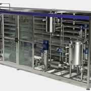 Автоматизированная стерилизационно-охладительная установка фото