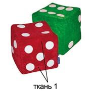 Пуфик кубик фото
