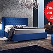 Кровать Марта Люкс с подъемным механизмом фото
