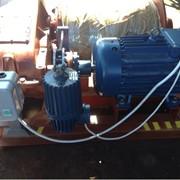 Лебедка маневровая электрическая ЛМ-2 с тросом фото