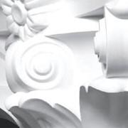 Фасадные элементы - карнизы, наличники, молдинги из пенополистирола фото